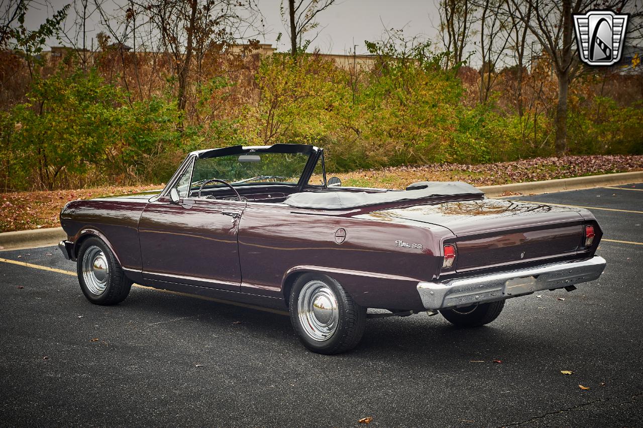 1962 Chevrolet Nova 6