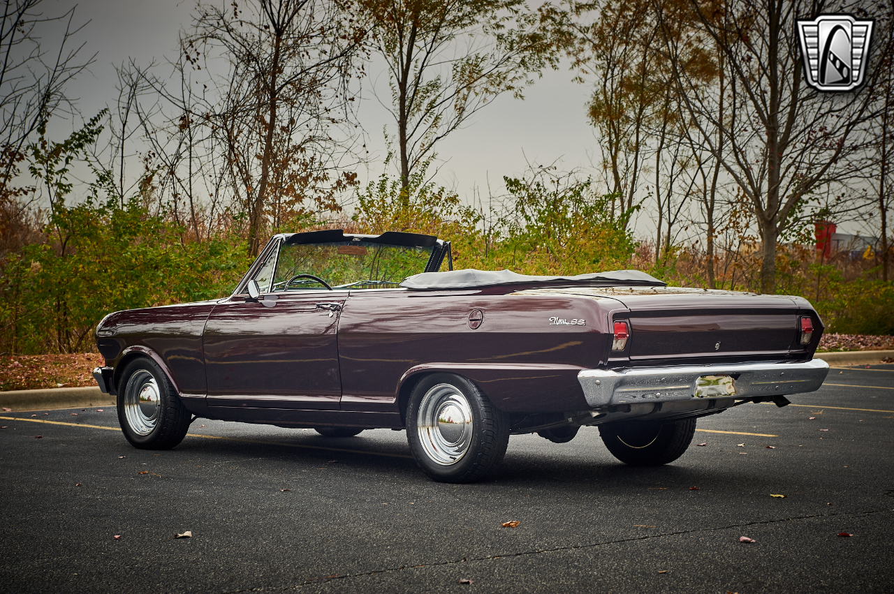 1962 Chevrolet Nova 86