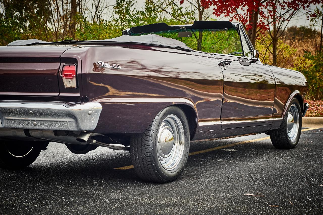 1962 Chevrolet Nova 87