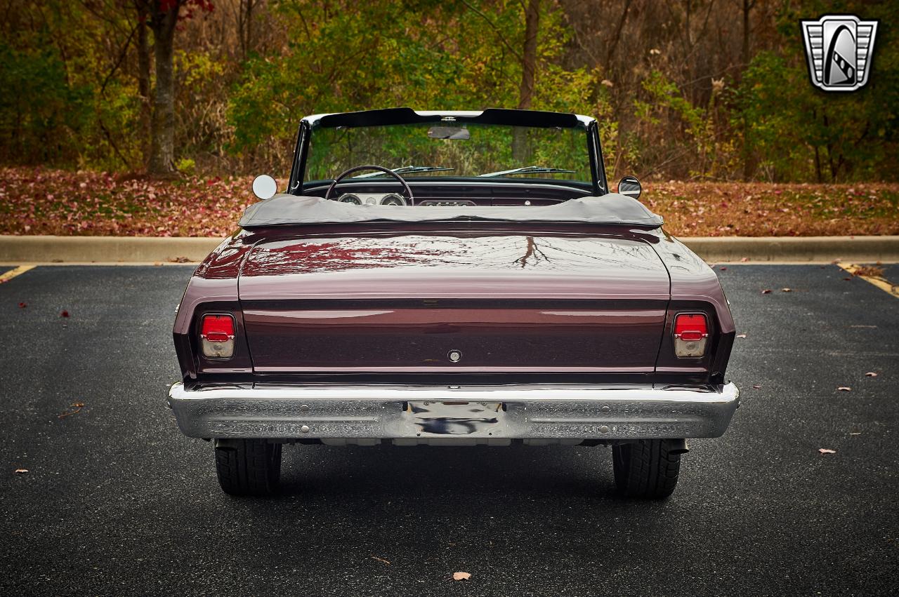 1962 Chevrolet Nova 88