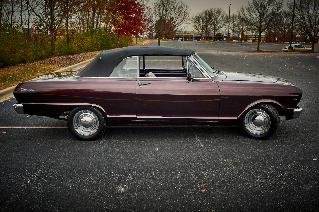 1962 Chevrolet Nova 52