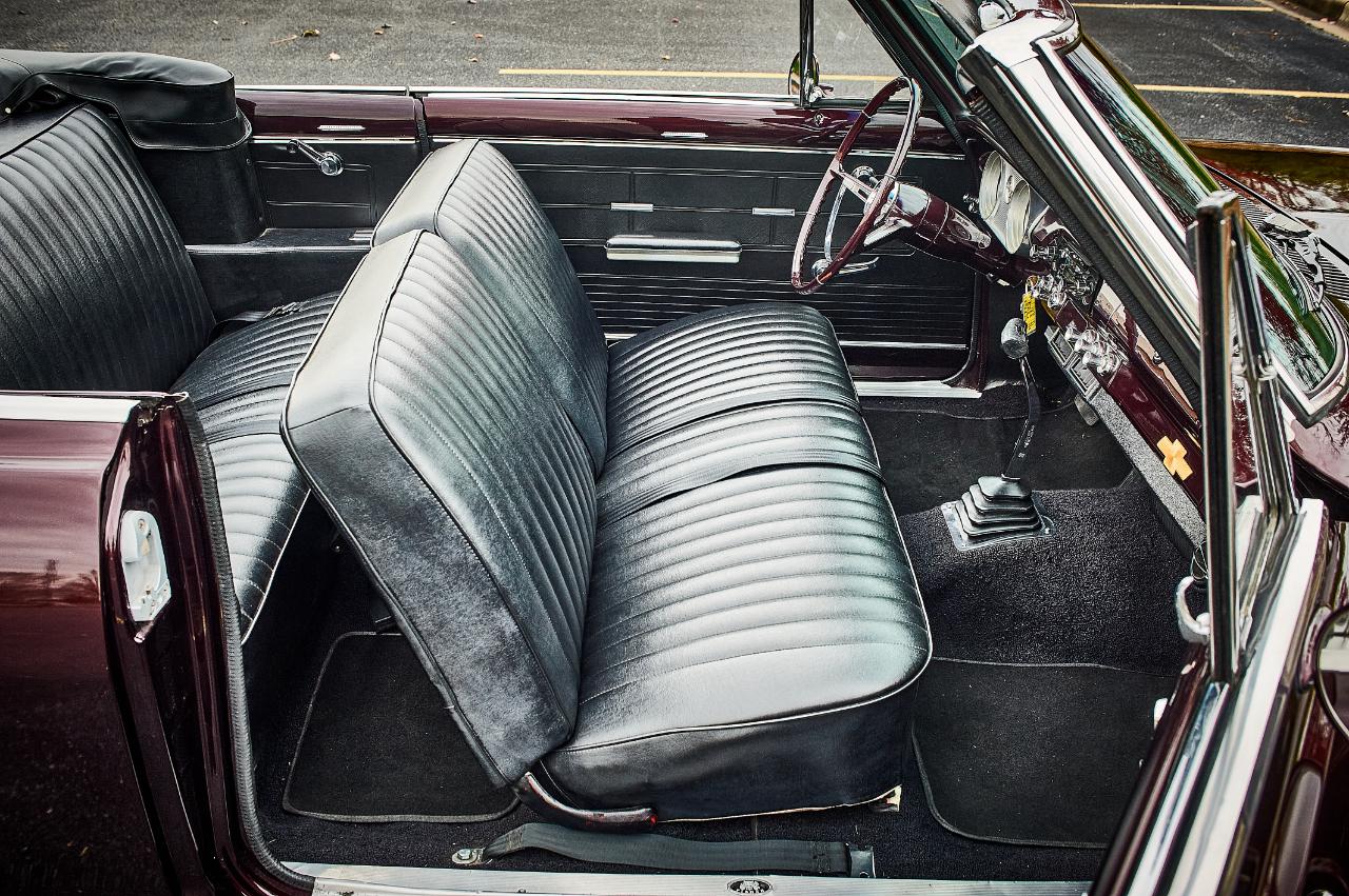 1962 Chevrolet Nova 74