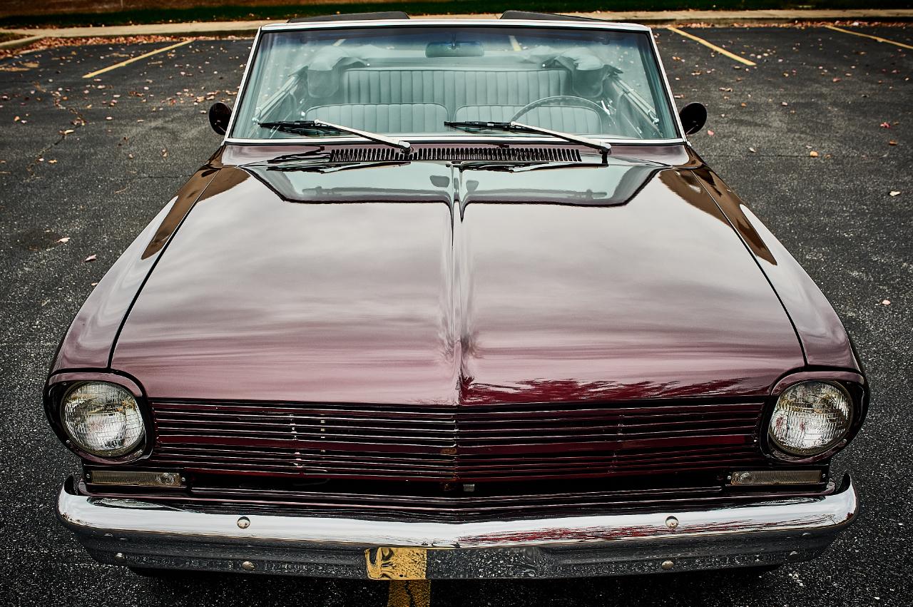 1962 Chevrolet Nova 28