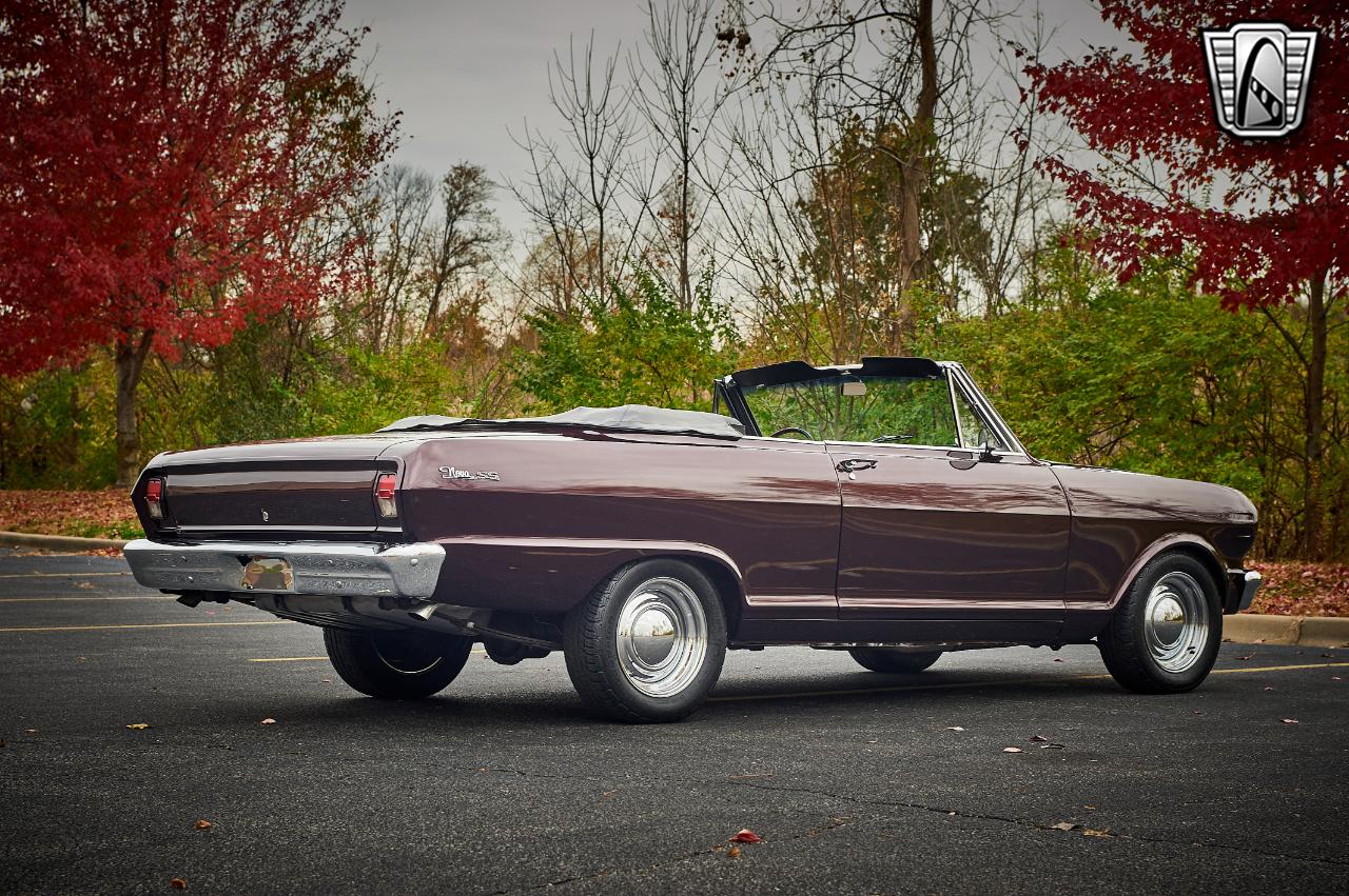 1962 Chevrolet Nova 90