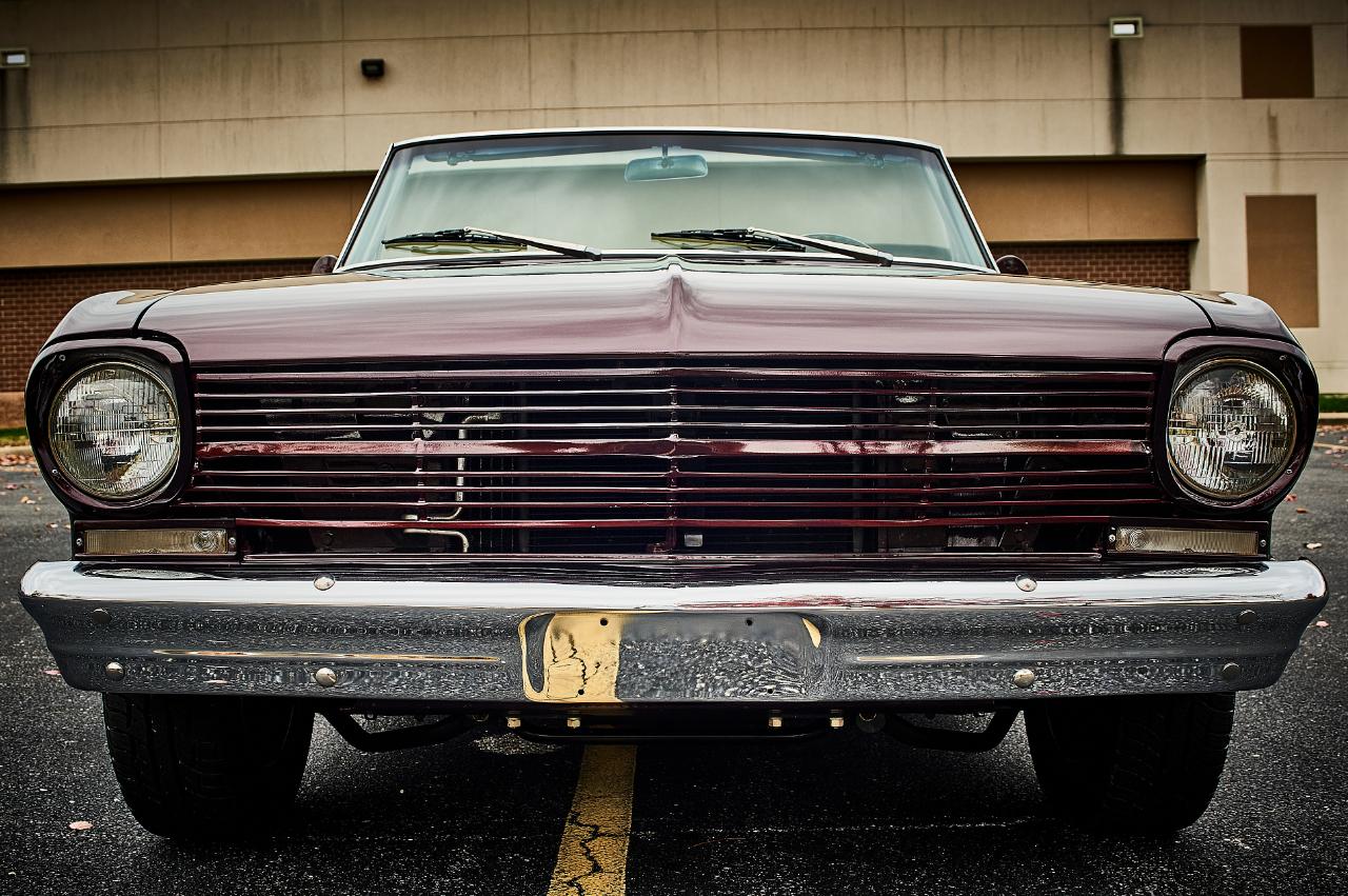 1962 Chevrolet Nova 29