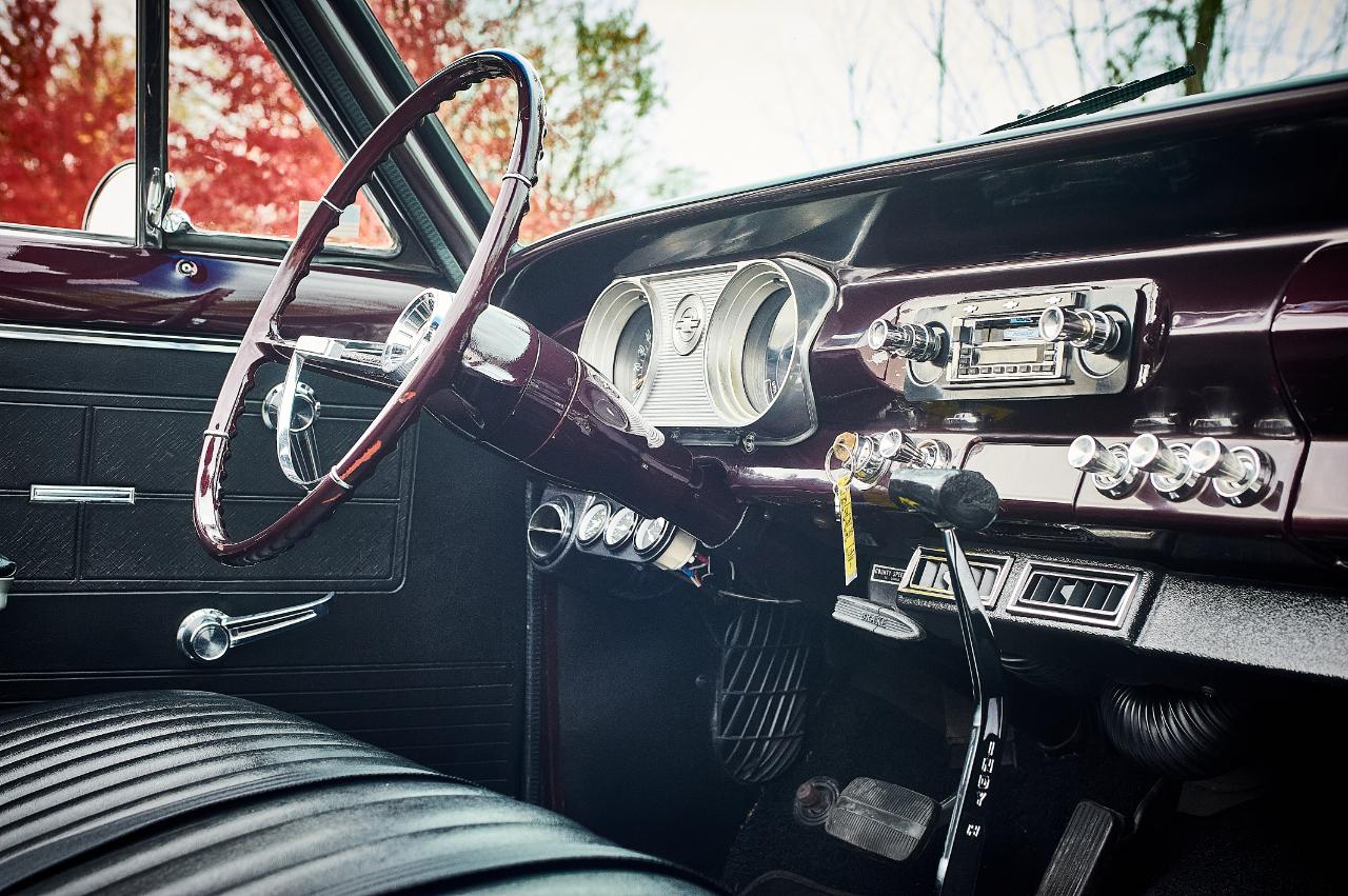 1962 Chevrolet Nova 76