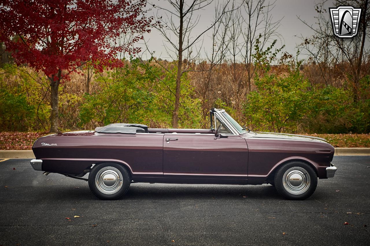 1962 Chevrolet Nova 12