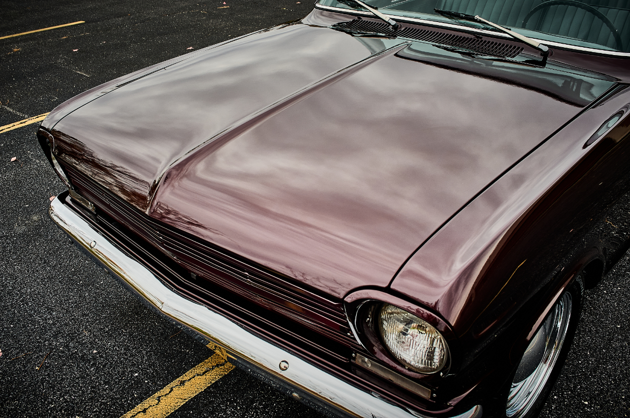 1962 Chevrolet Nova 31