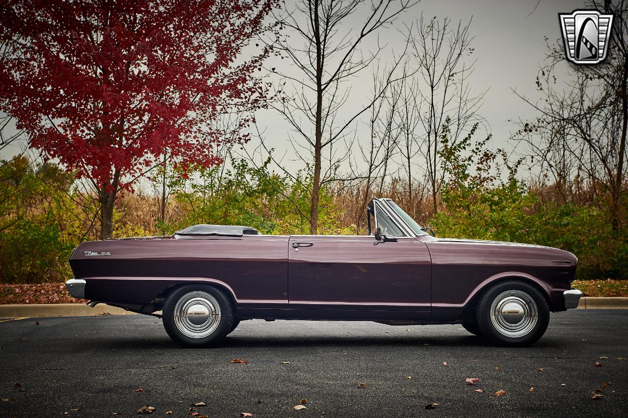 1962 Chevrolet Nova 13