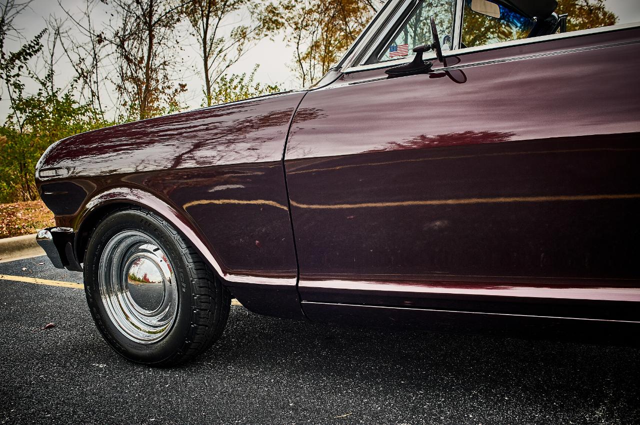 1962 Chevrolet Nova 34
