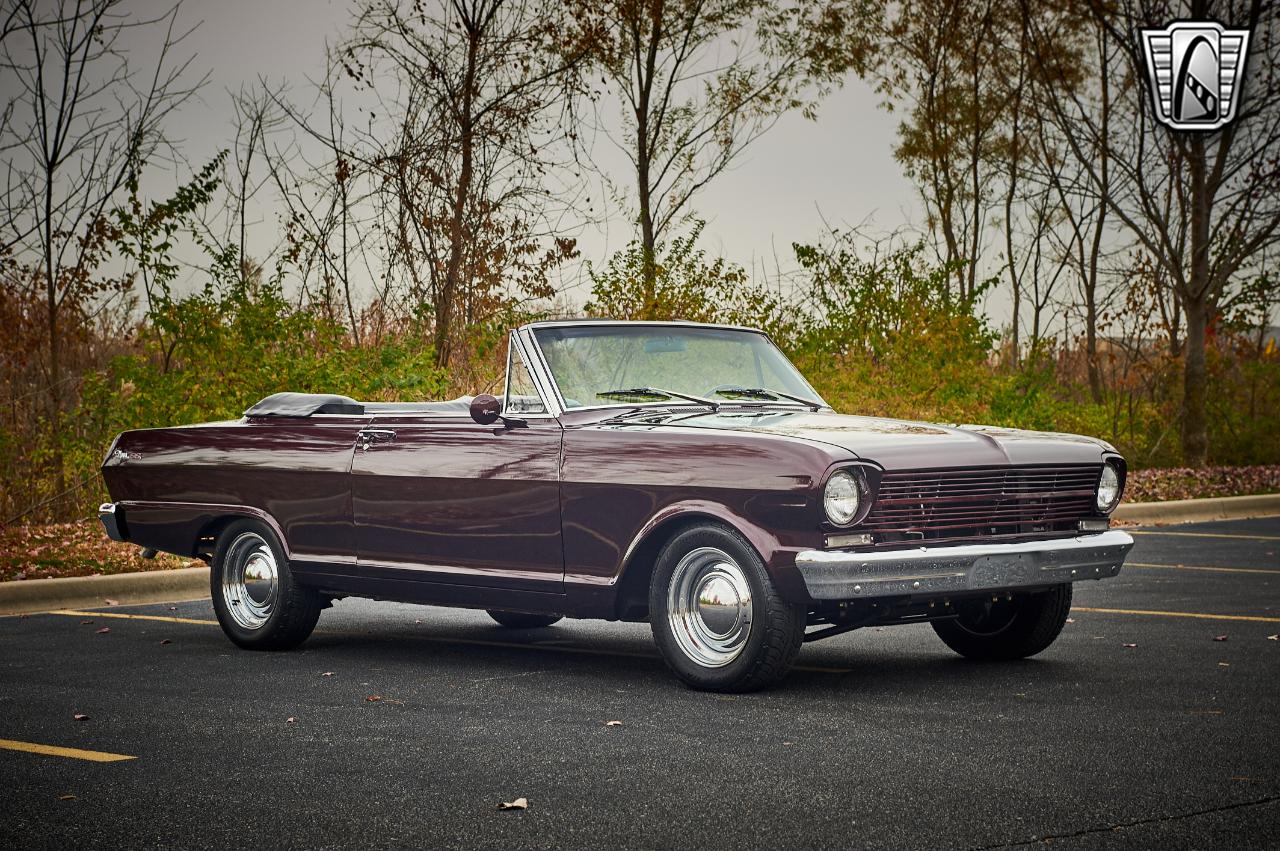 1962 Chevrolet Nova 95