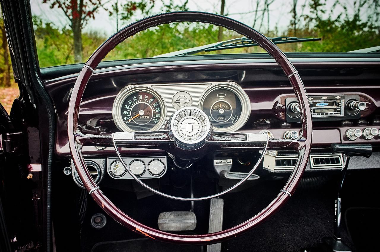 1962 Chevrolet Nova 96