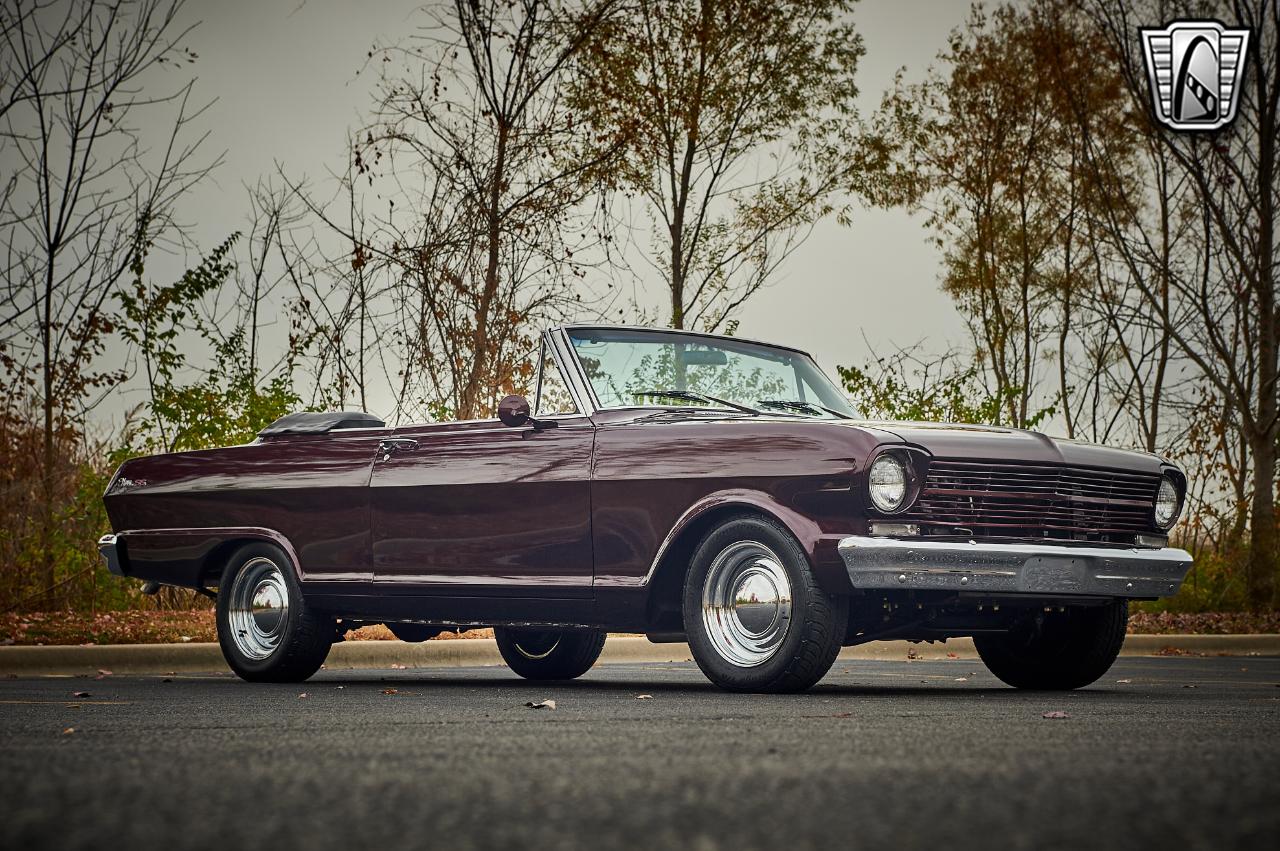 1962 Chevrolet Nova 15