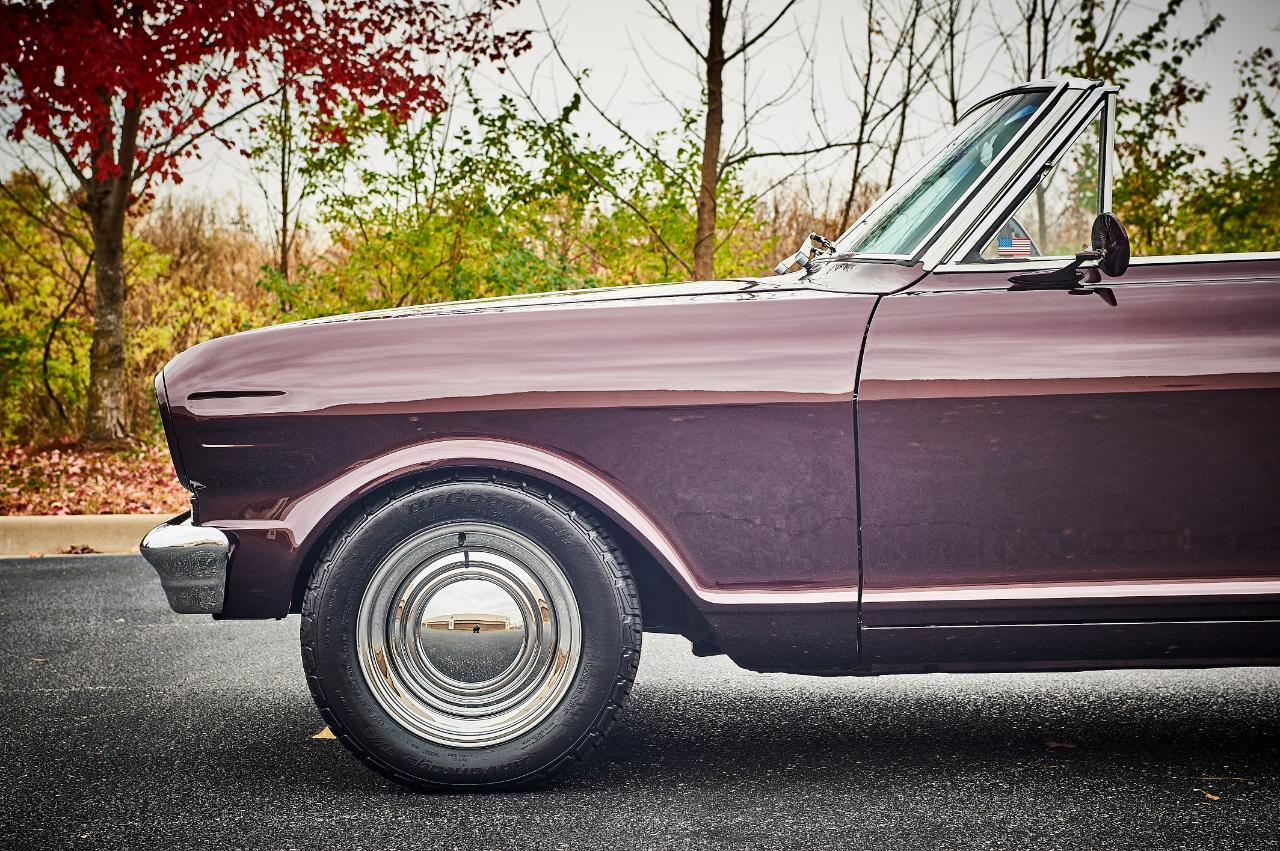 1962 Chevrolet Nova 18