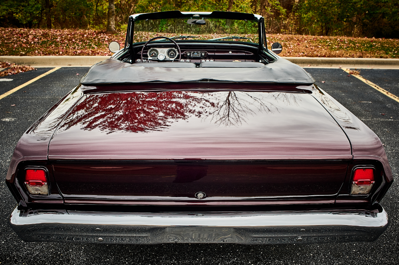 1962 Chevrolet Nova 40