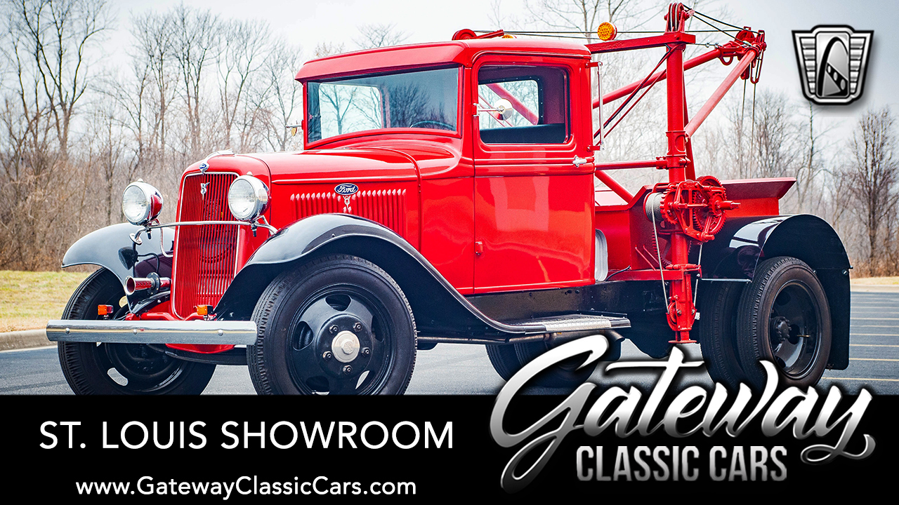 Used 1934 Ford Pickup