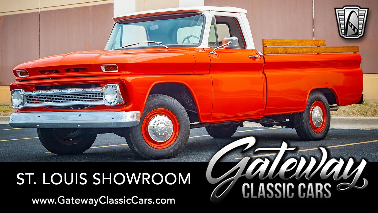 Used 1964 Chevrolet C20