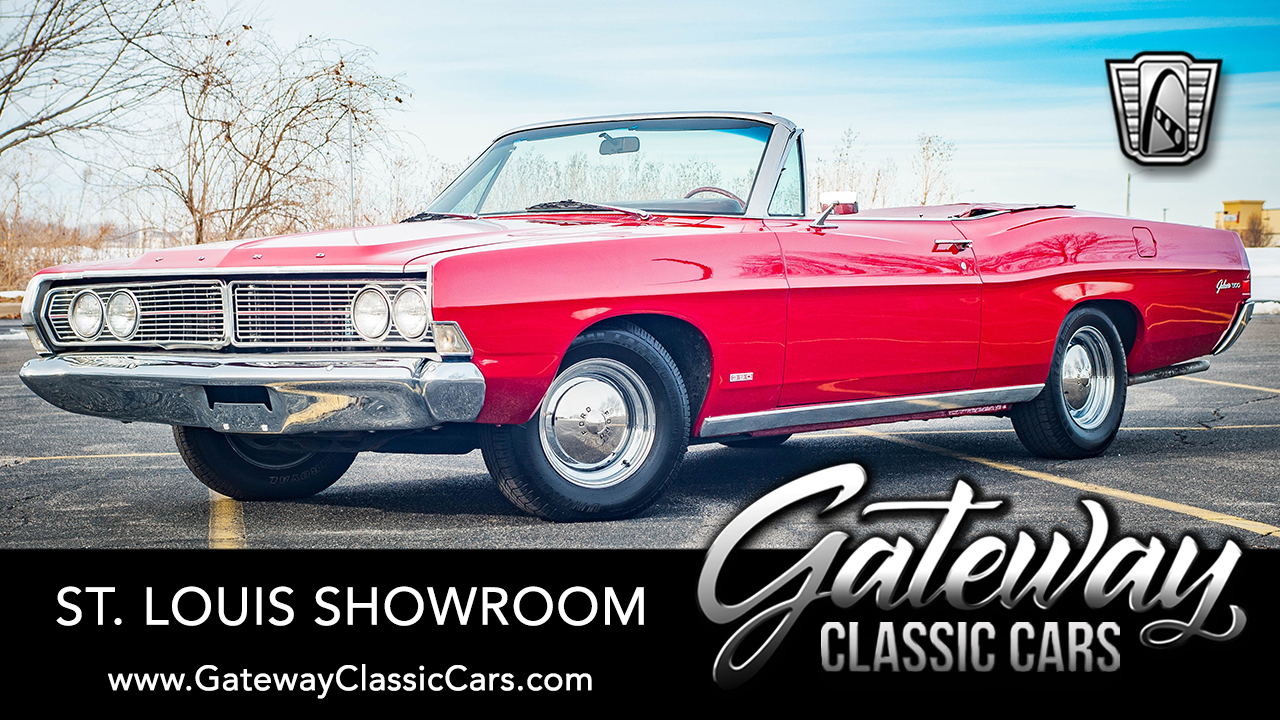 Used 1968 Ford Galaxie
