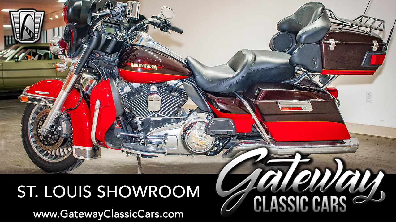2010 Harley Davidson FLHTKL