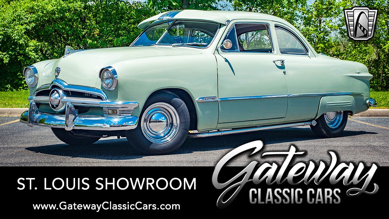 Used 1950 Ford Tudor