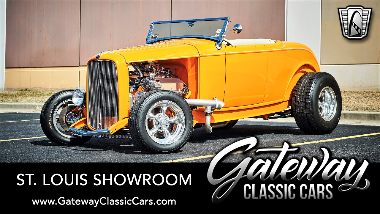 Used 1932 Ford Roadster