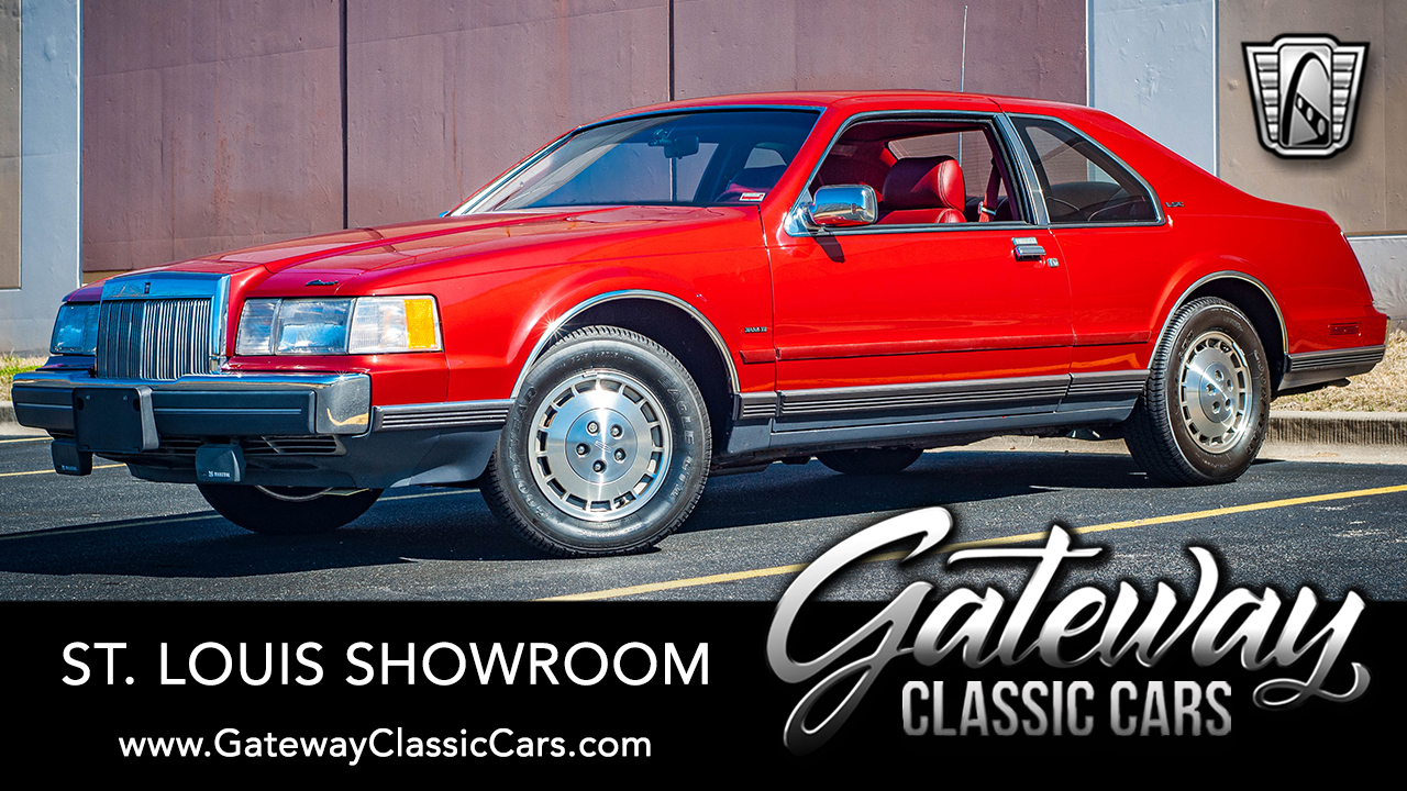 1985 Lincoln Continental