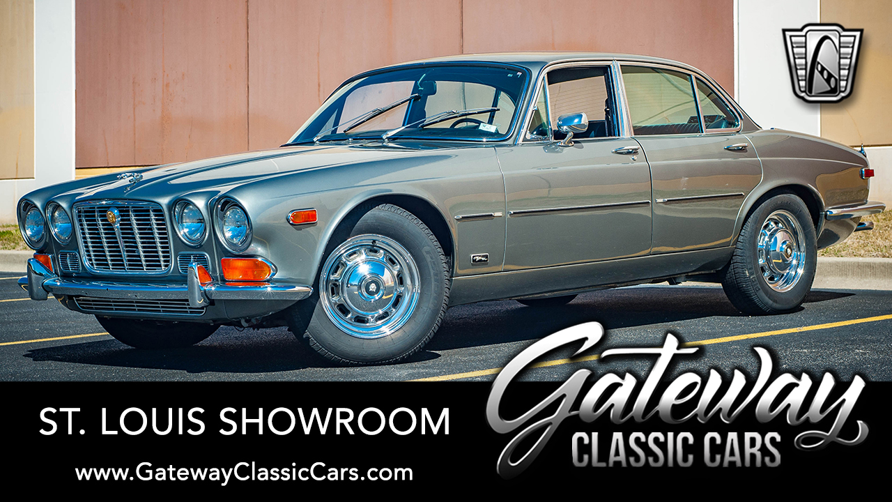 Used 1972 Jaguar XJ6
