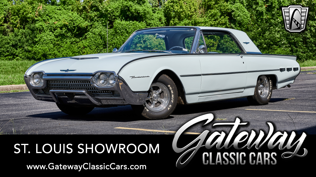 Used 1962 Ford Thunderbird