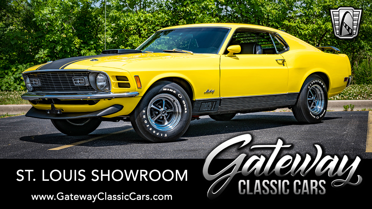 Used 1970 Ford Mustang