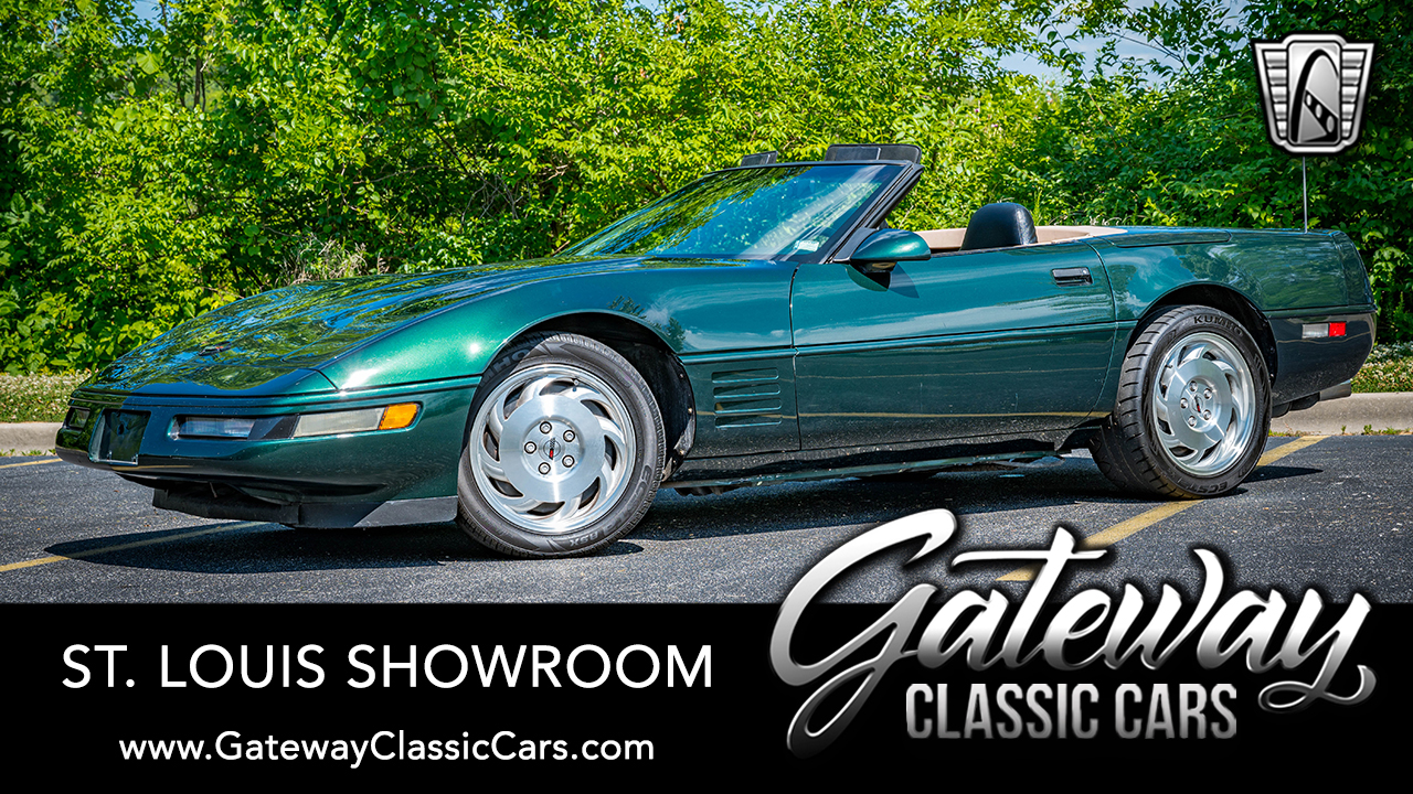 Used 1994 Chevrolet Corvette