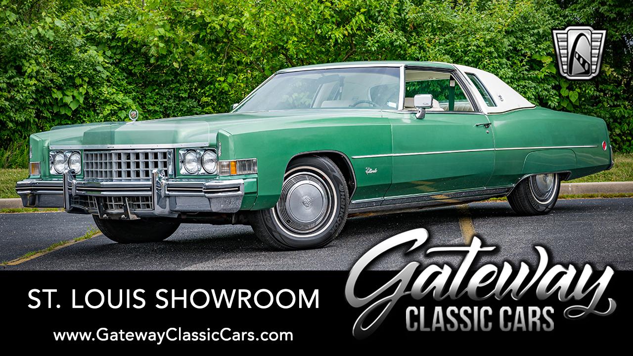Used 1973 Cadillac Eldorado
