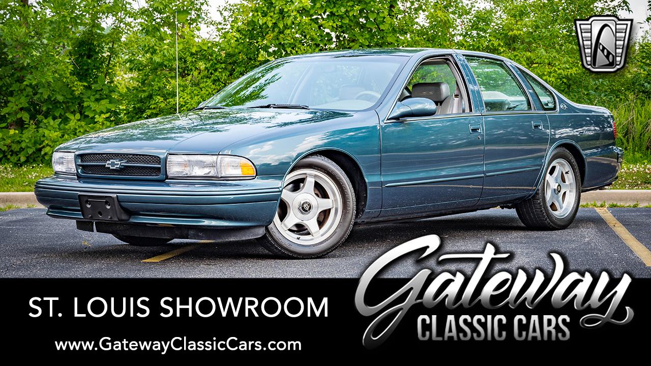 Used 1995 Chevrolet Impala