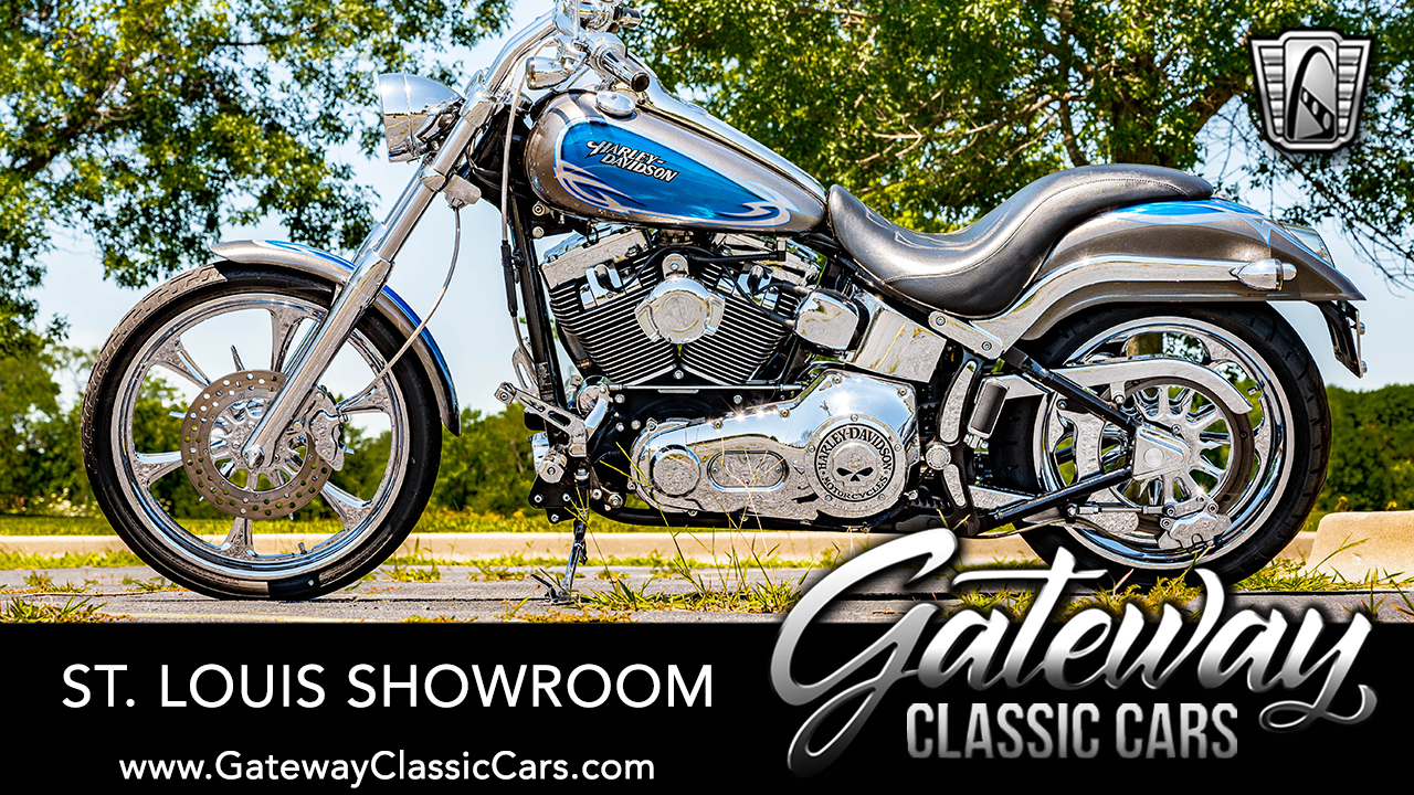 2002 Harley Davidson FXSTDI