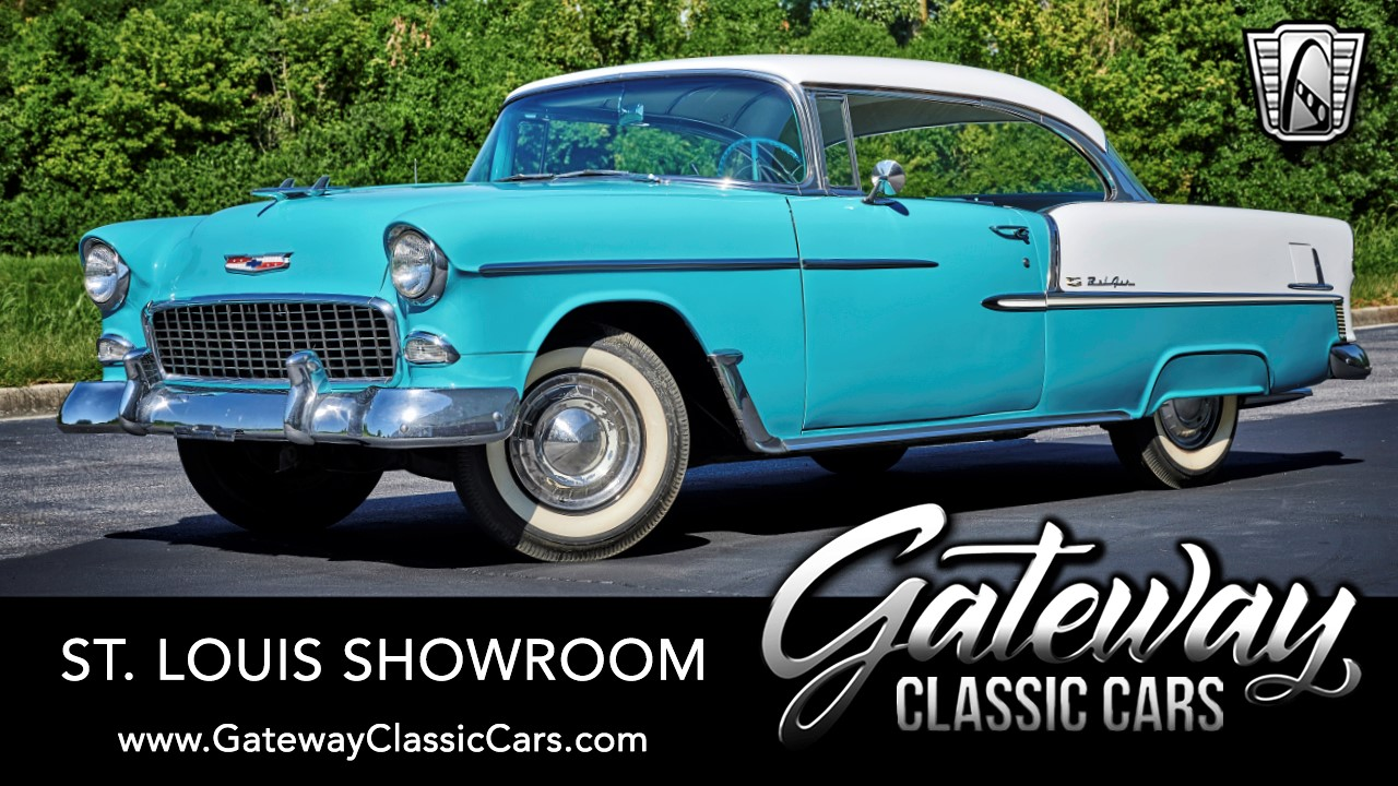 Used 1955 Chevrolet Bel Air