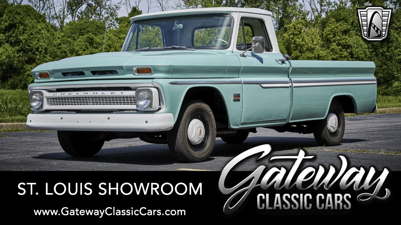 Used 1966 Chevrolet C10
