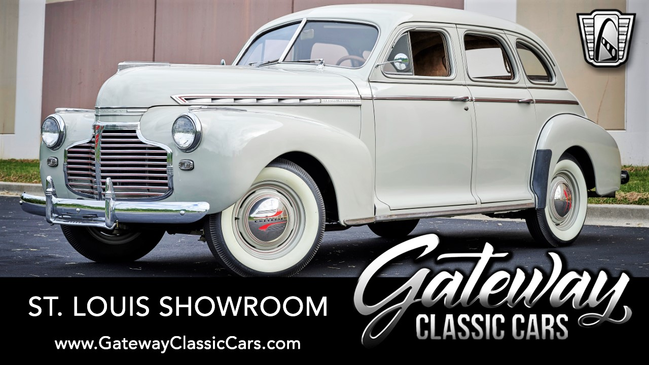 Used 1941 Chevrolet Special Deluxe