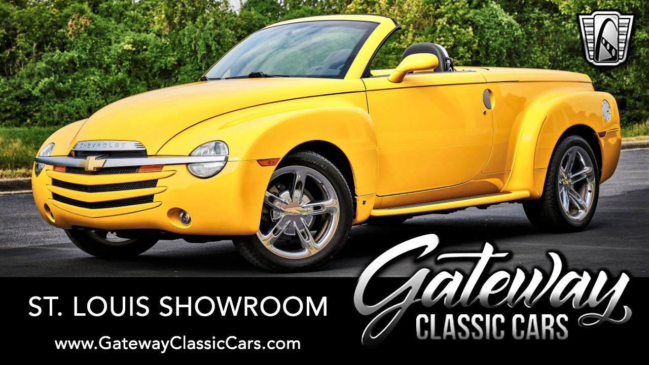 Used 2006 Chevrolet SSR