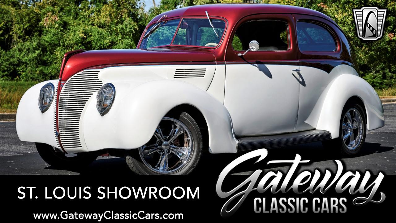 Used 1939 Ford Tudor Sedan