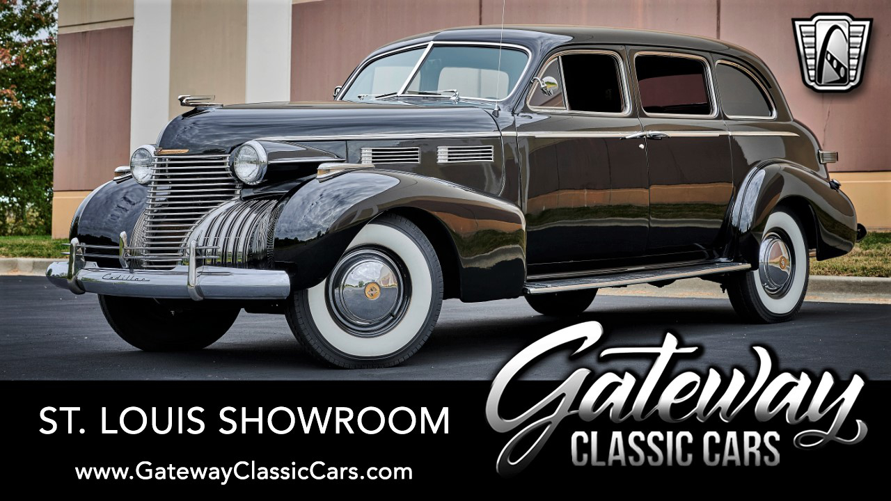 1940 Cadillac Series 72