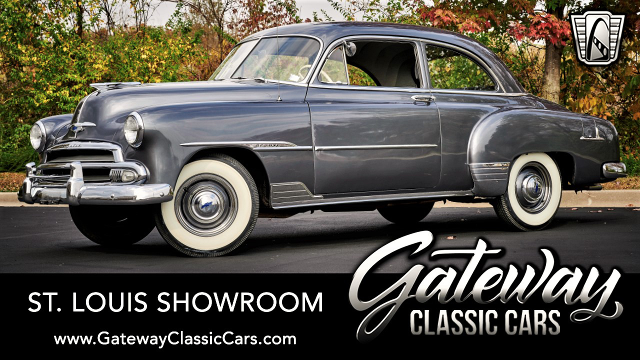 Used 1951 Chevrolet Deluxe