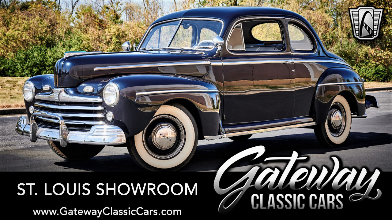 Used 1947 Ford Super Deluxe