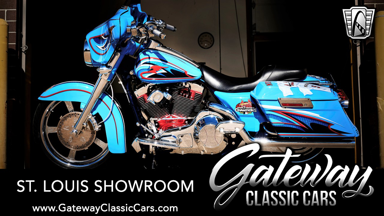 Used 2006 Harley Davidson FLHX