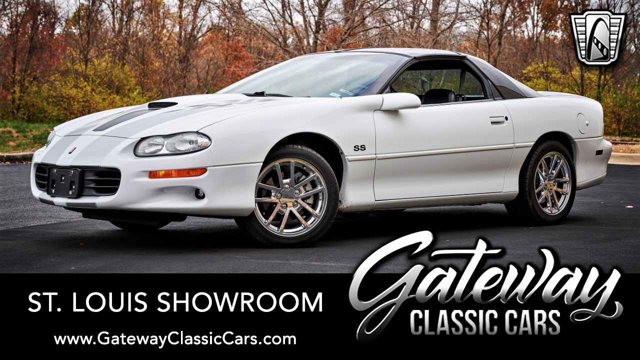 Used 2002 Chevrolet Camaro