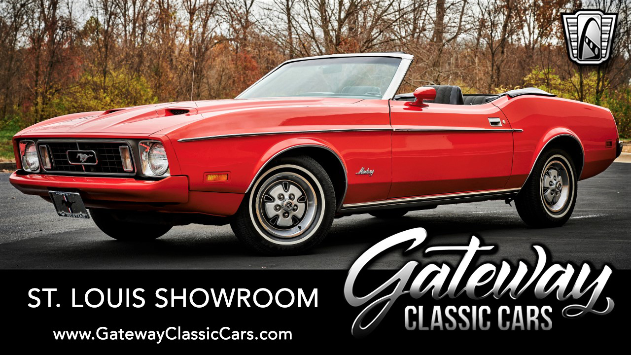 Used 1973 Ford Mustang