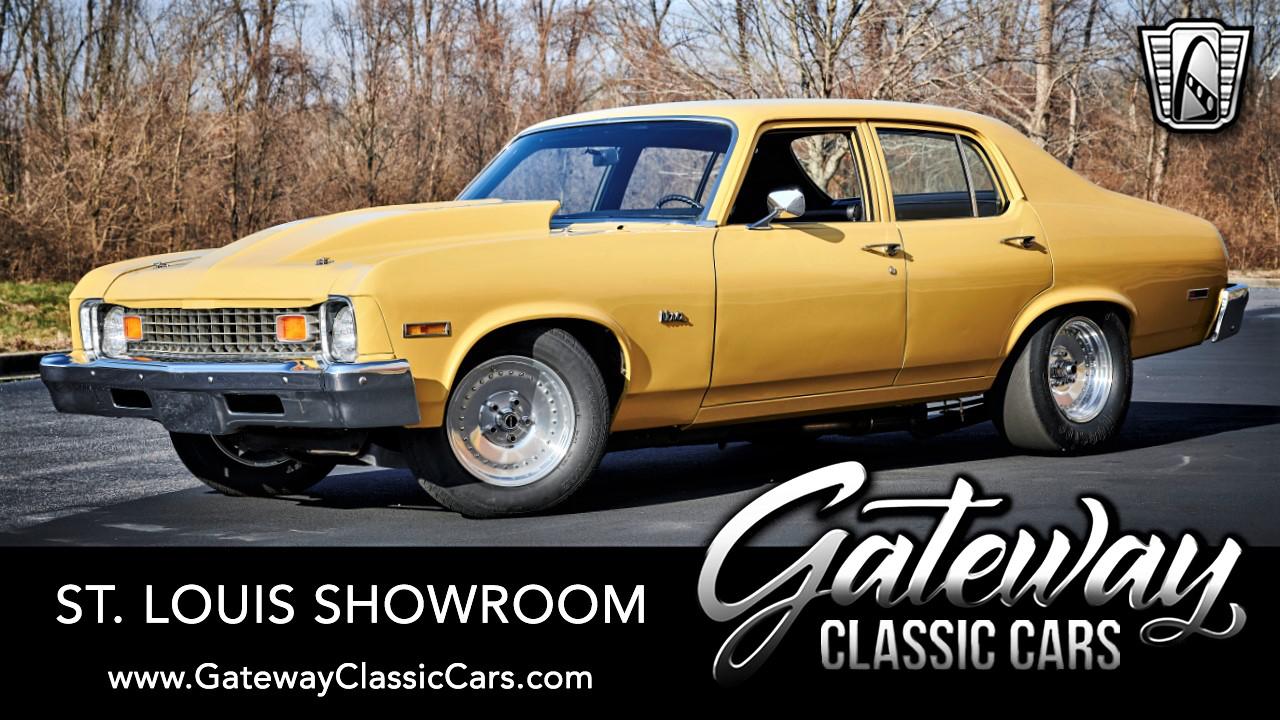 Used 1973 Chevrolet Nova
