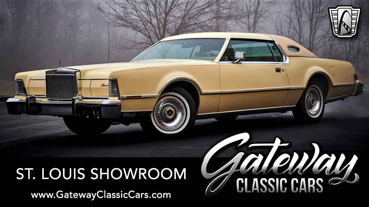 Used 1976 Lincoln Continental