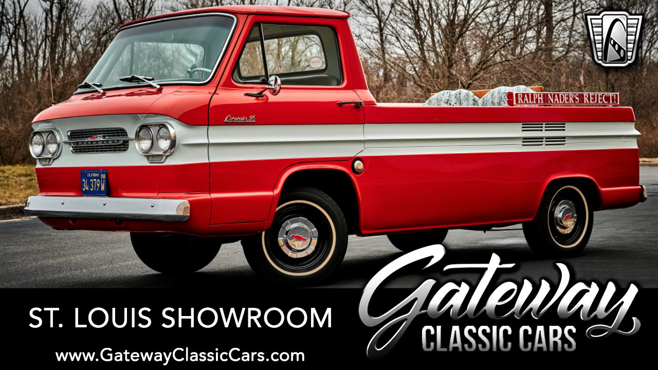 Used 1961 Chevrolet Corvair