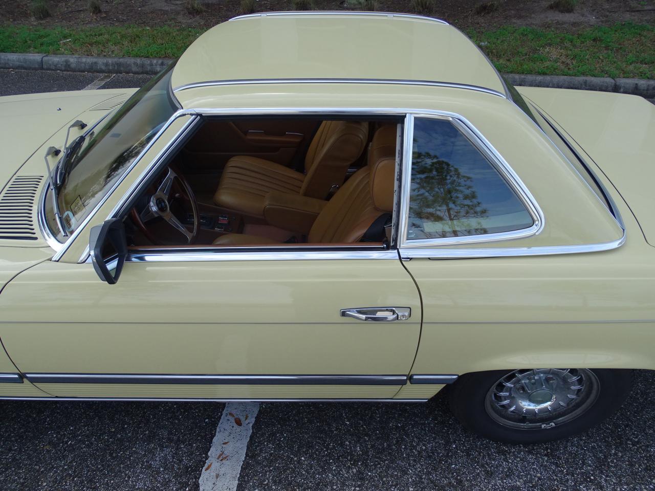 1979 Mercedes-Benz 450SL 2