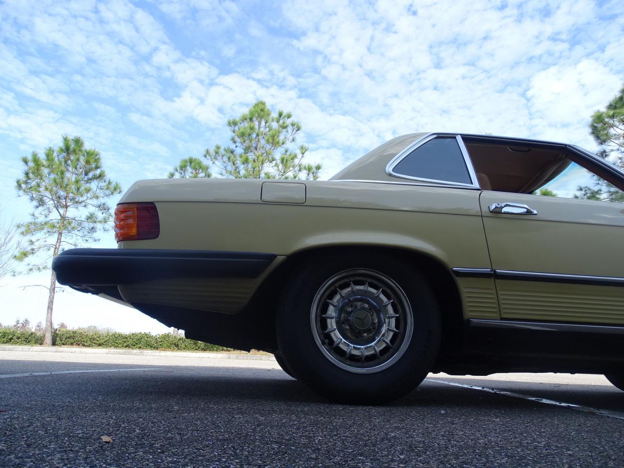 1979 Mercedes-Benz 450SL 3