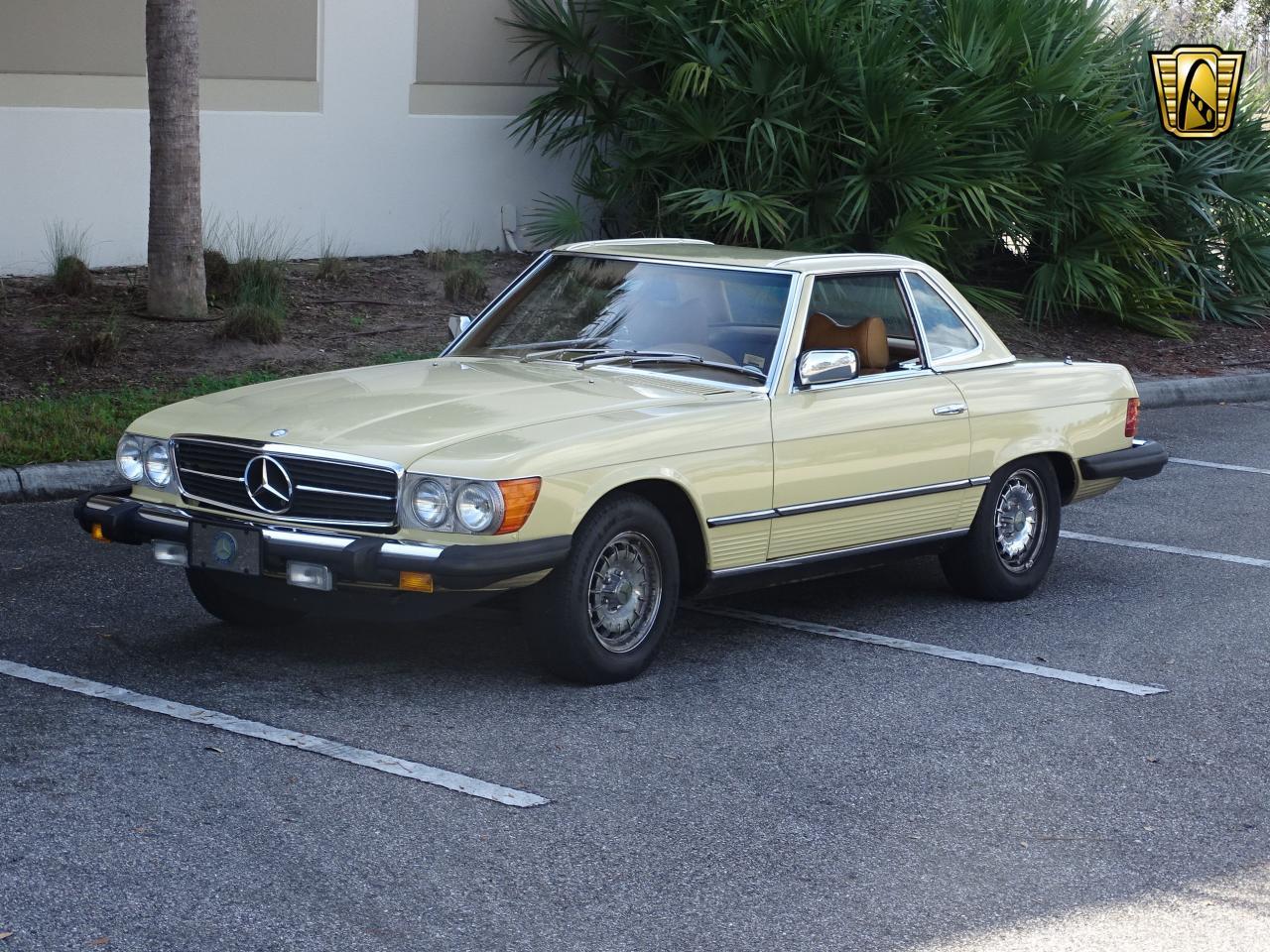 1979 Mercedes-Benz 450SL 4